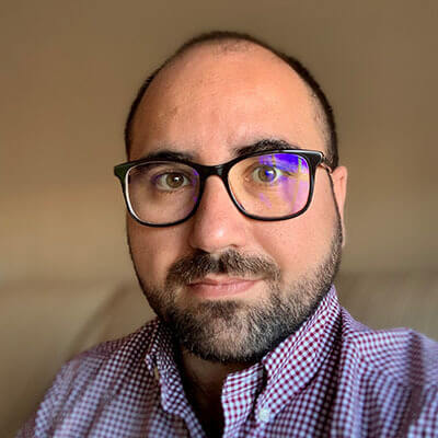 Fernando Jesús Fernández Valero - Sviluppatore web