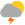 Intervalli nuvolosi con scrosci temporaleschi