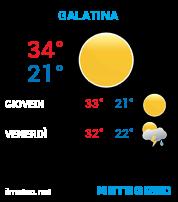 meteo-galatina