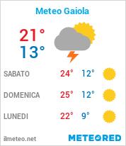Meteo Gaiola